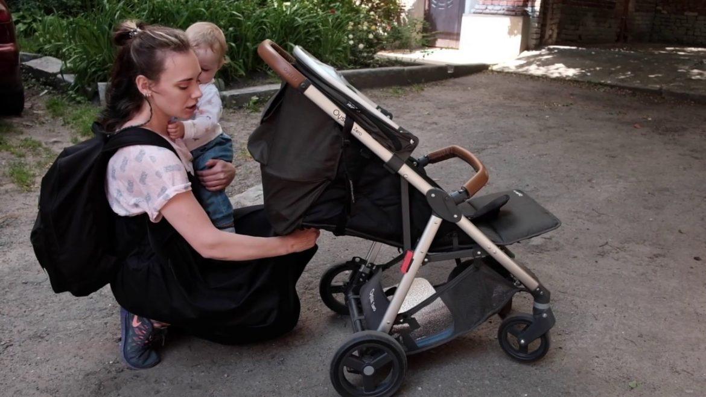 Удобные коляски BabyStyle Zero для малышей